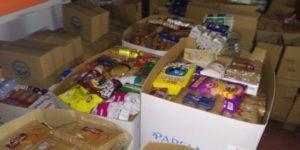Cuenca responde al llamamiento solidario del Banco de Alimentos
