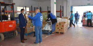 La Diputación de Cuenca destinará 120.000 euros extraordinarios para Banco de Alimentos, Cruz Roja y Cáritas