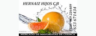 Hernaiz Hijos, C.B.