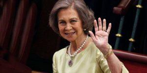 La reina doña Sofía visitará el próximo lunes el Banco de Alimentos de Cuenca